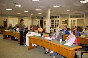 Nancy Doda's 2014 session on literacy