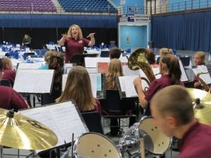 Medway Middle School Jazz Band