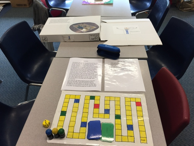 A Race to the Doctors! A game about strep throat