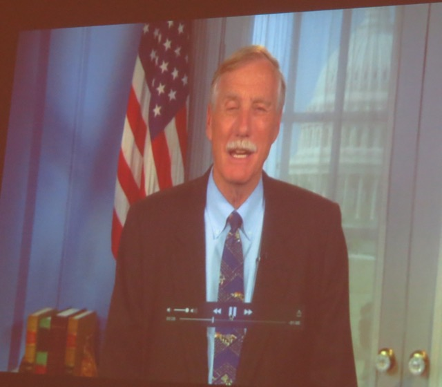 image of Senator Angus King