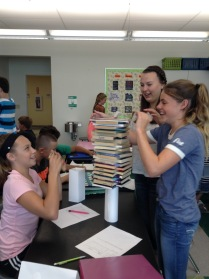 Messalongski Middle School: STEM challenges