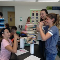 Messalonskee Middle School: STEM challenges